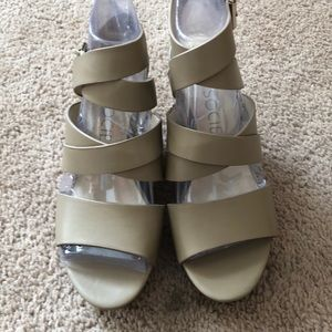 Sole Society Brand New Wedges 7